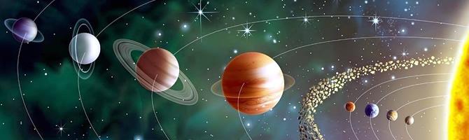 moti nello spazio