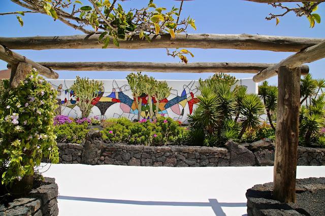 Foundation Cesar Manrique, Lanzarote, Pic: Kerstin Rodgers/msmarmitelover