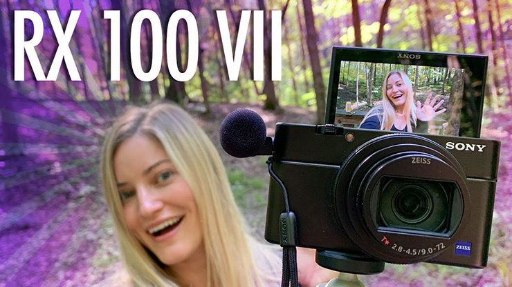 One of the Digital Cameras Recommended for Vloggers