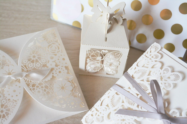 Cut envelopes