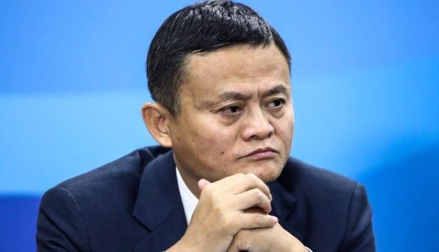 Jack Ma's position has eased many worries