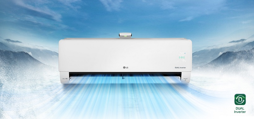 LG new line of Air Conditioners with UVnano Technology now available in PH