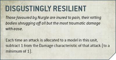 asquerosamente resistentes