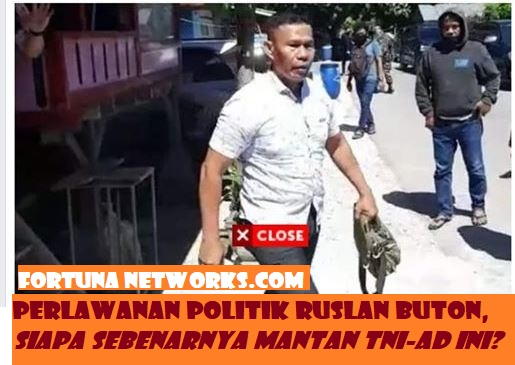 Perlawanan Politik Ruslan Buton, Siapa Sebenarnya Mantan TNI-AD Ini?