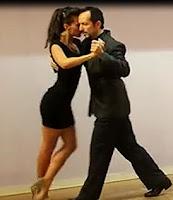 Javier Costello et Sophie Cellarius