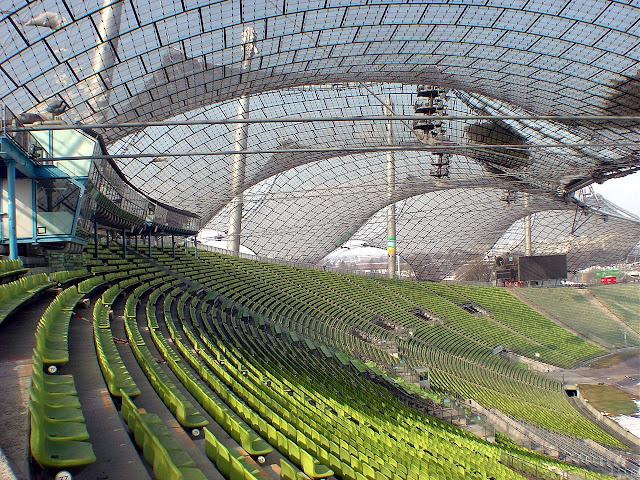 Resultado de imagen para Estadio Olímpico de Munich