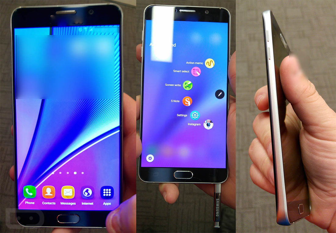 d5ae45e9d Here Is The Live Prototype Pics Of Samsung Galaxy Note 5 In Hand ...