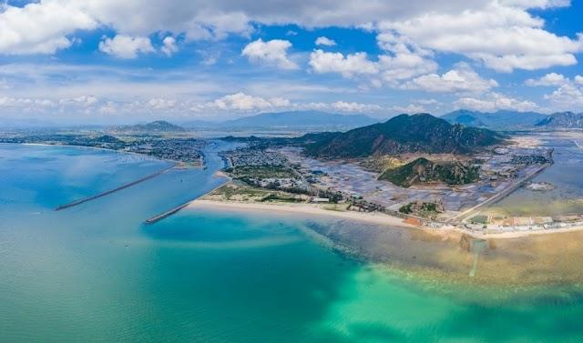 Ninh Chu - paradise of wind and sea