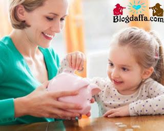 Cara mudah mengajari anak untuk menabung dengan cepat dan mudah
