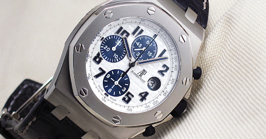 (ON HOLD) Audemars Piguet - ROO Navy 'G'