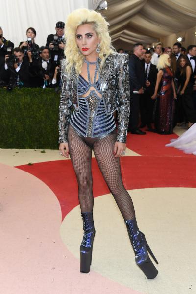 MET Gala 2016: Lady Gaga