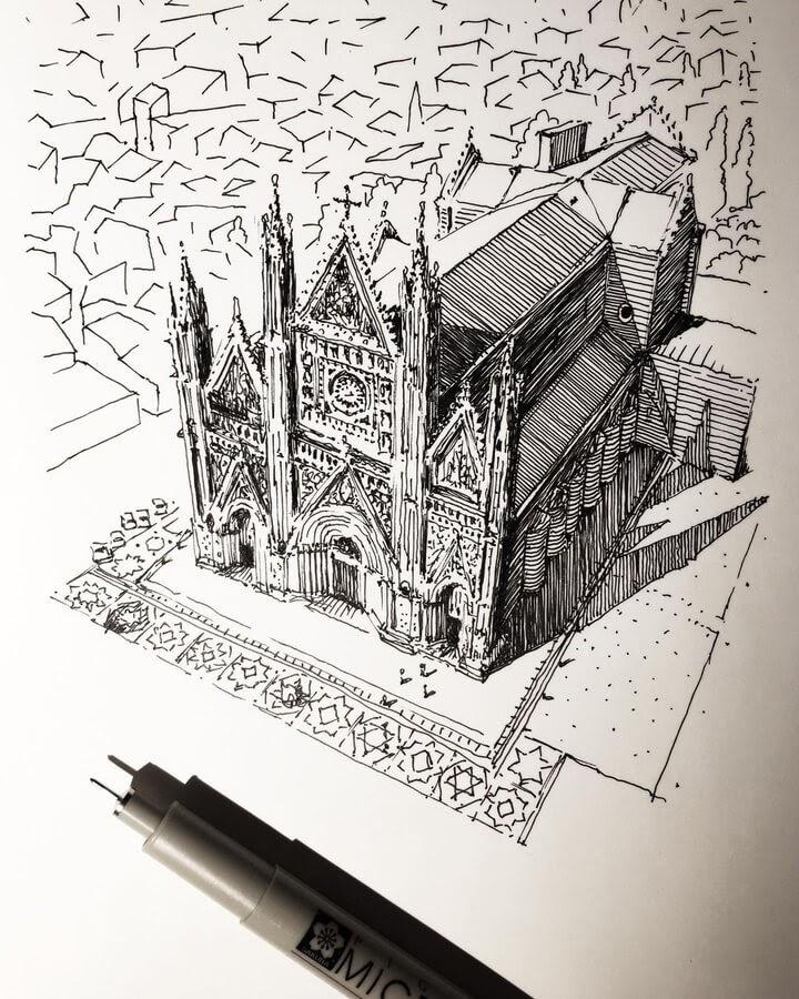 04-Italian-Gothic-Church-Mark-Poulier-www-designstack-co