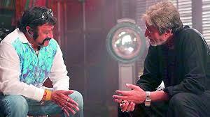Amitabh Bachchan With Balakrishna
