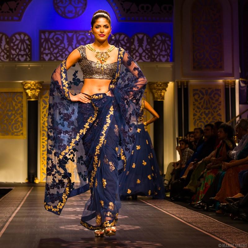 Parvathy Omanakuttan India International Jewellery Week Mumbai