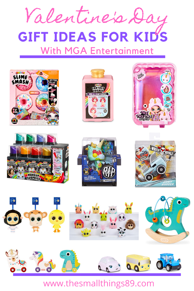 Valentine's Day Gift Ideas For Kids With MGA Entertainment