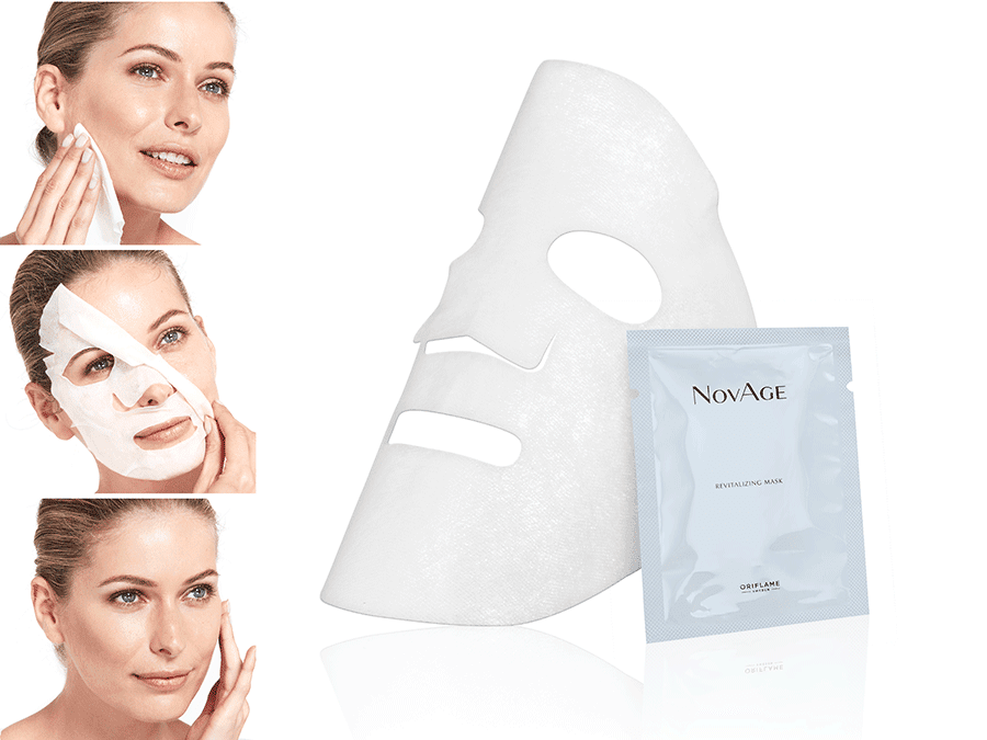 Máscara Facial Revitalizante NovAge