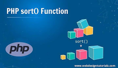 PHP sort() Function