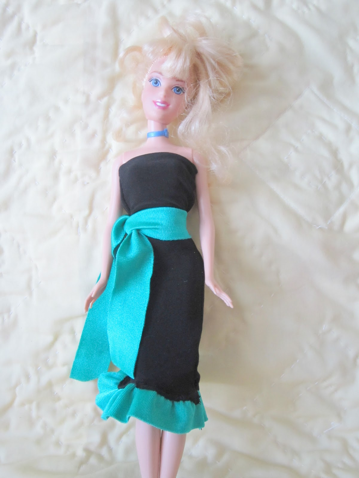 Crafty Couple Make Your Own Barbie Clothes