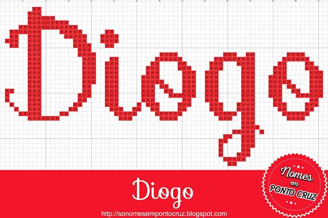 Nome Diogo em Ponto Cruz