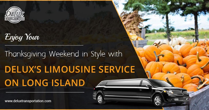 Enjoy your thanksgiving weekend in style with delux s limousine service on long island for Capital grille garden city menu