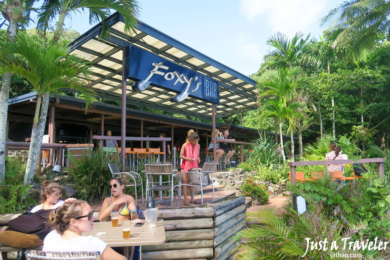 凱恩斯-大堡礁-翡翠島-度假村-內堡礁-推薦-旅遊-自由行-澳洲-Carins-Great-Barrier-Reef-Fitzroy-Island-Resort-Travel-Australia