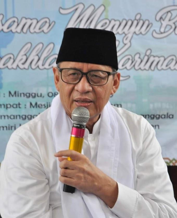 Gubernur Banten WH: Lockdown Tak Semudah Menutup Pintu