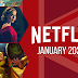 What to watch on Netflix (2020 January Guide) : All fresh contents