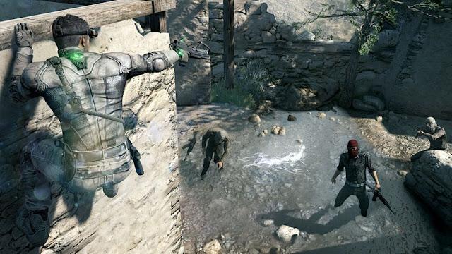 Imagem do Tom Clancy's Splinter Cell: Blacklist