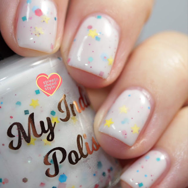 My Indie Polish Miss Piggy Bad Ass Women Polish Pickup