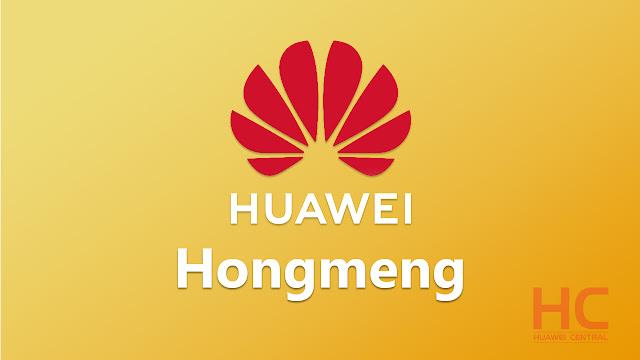 Hongmeng OS نظام التشغيل الجديد الذي ستأتي به هواتف شركة هواوي الجديدة