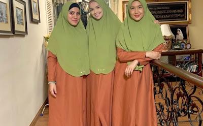 Lagu Tema OST Drama Rumah Siti Khadijah