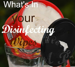How to Make HomeMade Antiseptic-Disinfectant Wipes