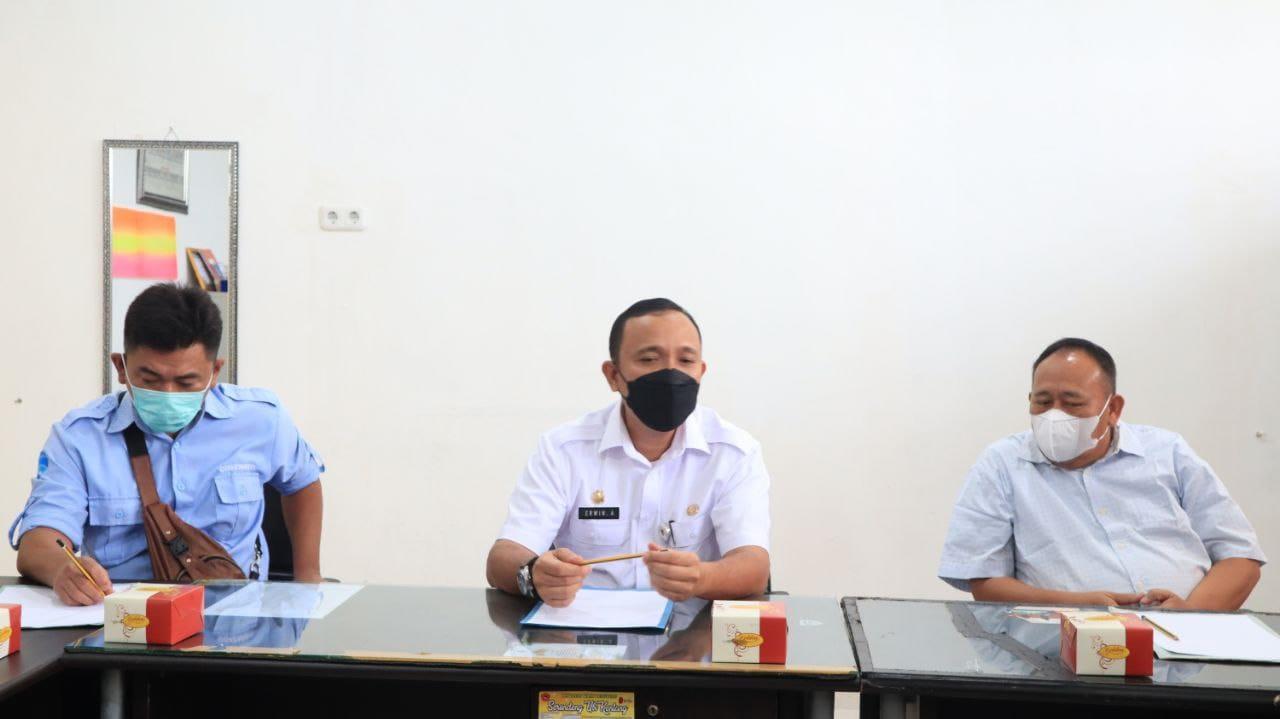 Kominfo Lubuk Linggau Siap Dukung Kegiatan SMSI Sumsel