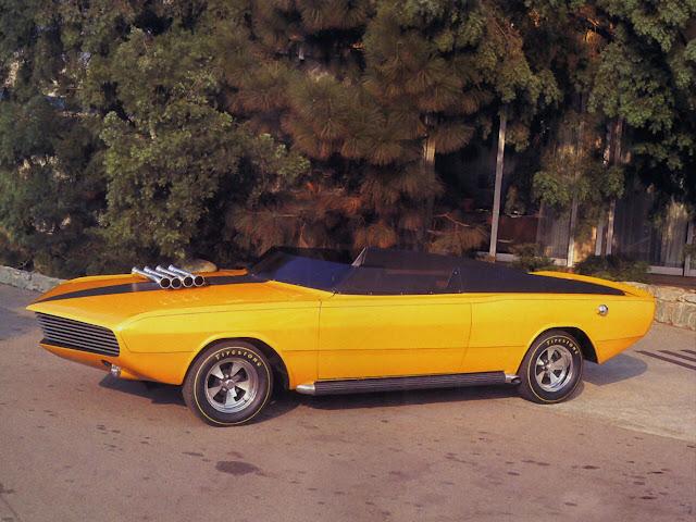 Dodge Dart GT Convertible Daroo I Concept
