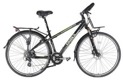 Sepeda Hibrid (Hybrid Bike)