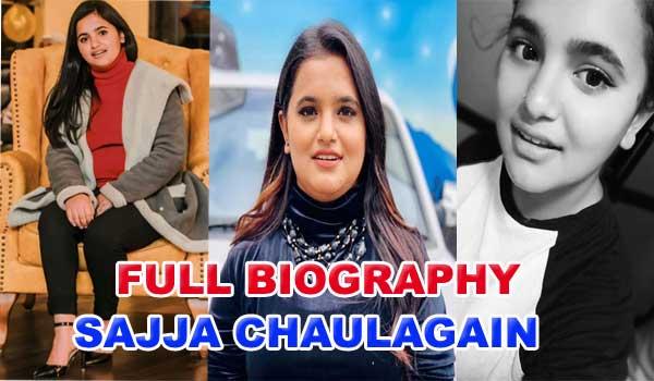 sajja chaulagain biography