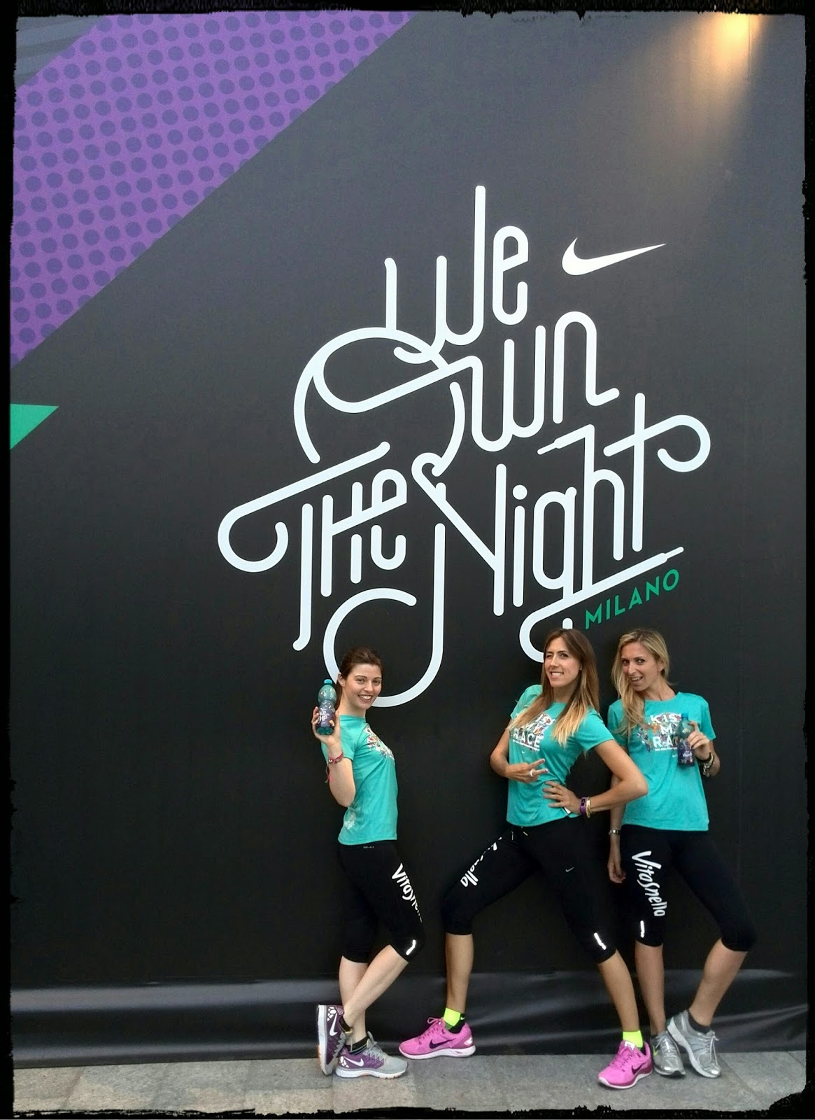 Todo el mundo desenterrar Gángster  Tacchi a Cavallo: We Own The Night Pinktrotters: running with Nike