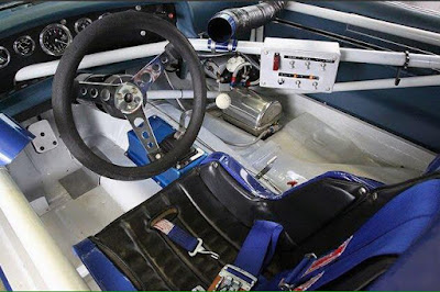 AMC Javelin by Penske Racing Team Interior Cabin