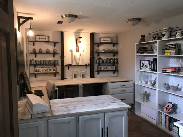 top home office craft room design ideas photo