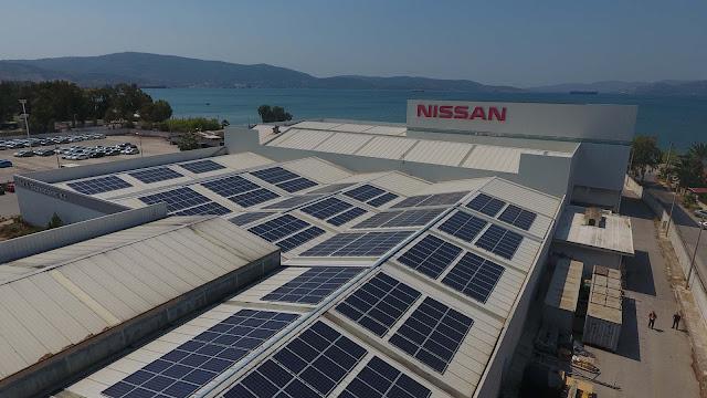 Το φωτοβολταϊκό συγκρότημα στο Καλοχώρι Θεσσαλονίκης