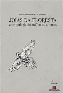 Tráfico de animais silvestres é tema de livro