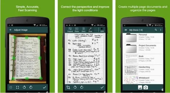 10 Best Scanner Apps For Scanning Documents On IOS And Android