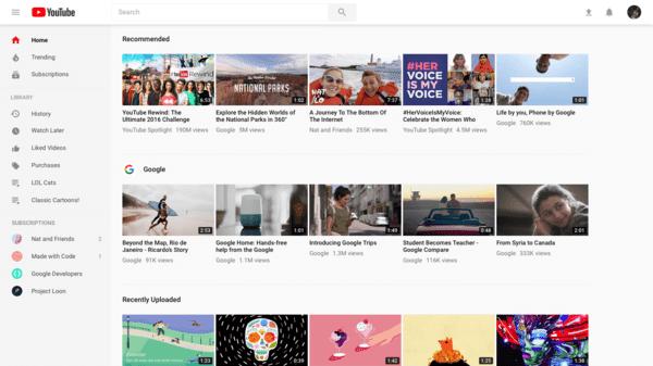 Saiba como aumentar a velocidade de carregamento do YouTube