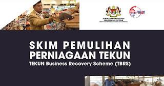 Permohonan Skim Pemulihan Perniagaan TEKUN 2020 (TBRS)