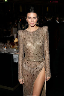 Kendall Jenner Slim  Goes  At British Fashin Show 2018 WOW     small  slim figure CEleBrity.co Exclusive 035