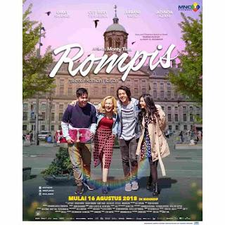 biodata pemain dan Sinopsis Film Roman Picisan (Rompis) The Movie 2018
