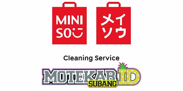 Lowongan Kerja Warehouse MINISO Februari 2021 - Motekar Subang
