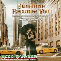 Nabilah JKT48 - Sunshine Becomes You (Original Motion Picture Soundtrack) 2015 Album cover