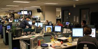 استعمال تكنولوجيات الإعلام والاتصال في العمل الصحافي:
