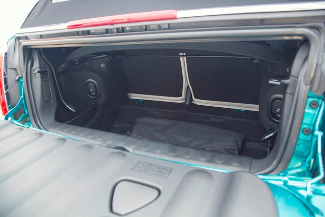 MINI Cooper S Cabrio 2017